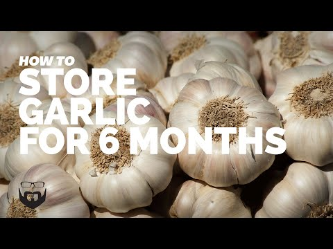 , title : 'How to Store Fresh Garlic For 6 Months