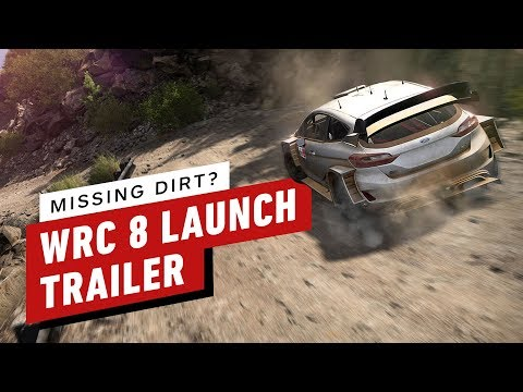 Trailer de WRC 8: FIA World Rally Championship