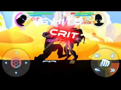 Vídeo do Shadow Battle 2.0