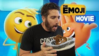 """""""Emoji Movie is What's Wrong with Hollywood."""" - Movie Podcast"""