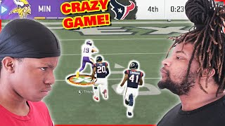 This HEATED Rivalry Comes Down To The FINAL Seconds! (Madden 20)