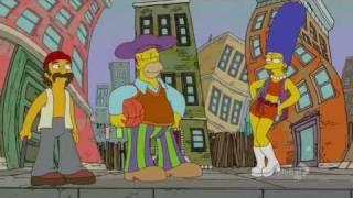 The Simpsons - Basketball Jones
