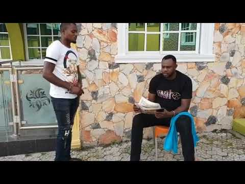 Latest funny video of  Odunlade Adekola.