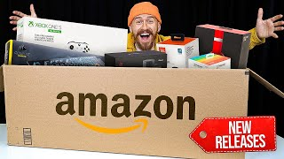 I Bought All The NEW RELEASE Products On Amazon!!