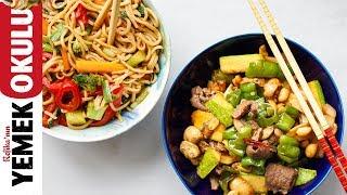 Refika ile Uzak Doğu Yemeği Meydan Okuması | Dışardan Söylediğimiz Yemekler