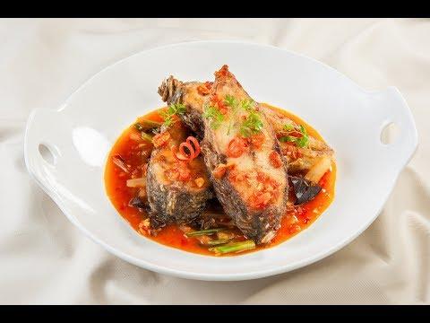 Món Ngon Mỗi Ngày – Cá rô phi chiên xốt cà