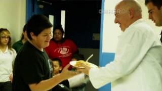 Feeding America's hungry children