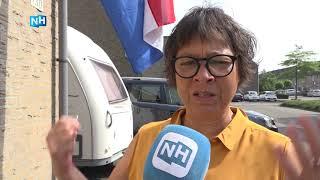 Vlaggen Halfstok In Heel Lisserbroek Voor Omgekomen Willem Van Woerden (30)