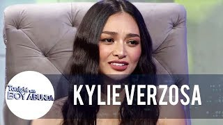 Kylie Verzosa speaks up on the issue that Jake caused her breakup with her ex-boyfriend | TWBA
