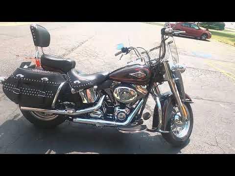 2011 Harley-Davidson Heritage Softail Classic FLSTC