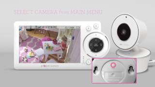 Project Nursery Baby Monitor   Pairing Your Camera HD