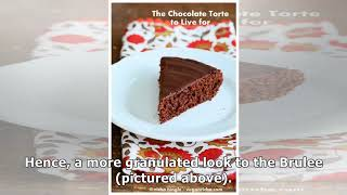 The Chocolate Torte from Vegan Chocolate Cookbook