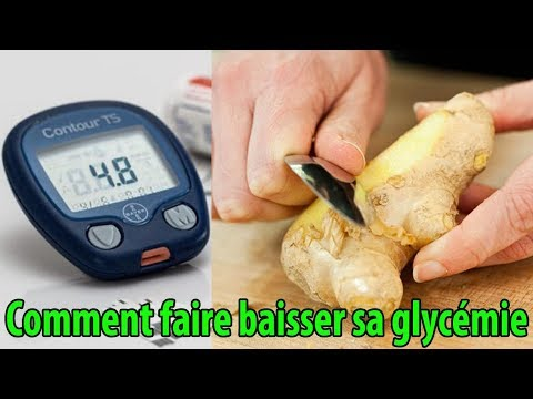 Comment faire un don du sang sur le sucre