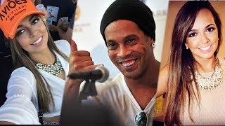 Brazilian Soccer Legend Ronaldinho Will MARRY TWO Wives! - Video Youtube