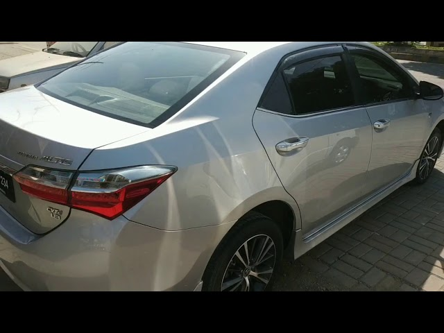 Toyota Corolla Altis Grande CVT-i 1.8 2019 for Sale in Rawalpindi