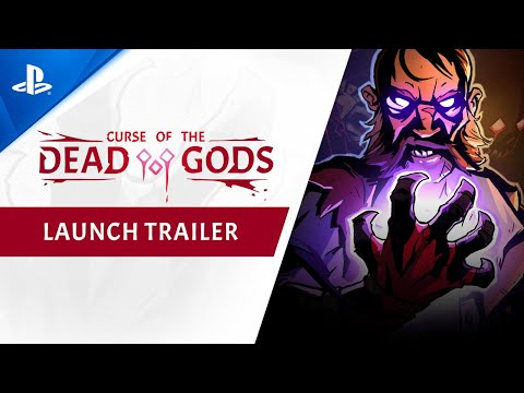 Launch Trailer de Curse of the Dead Gods