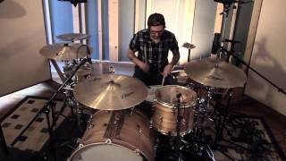 Chvrches || Caught The Light Drum Cover