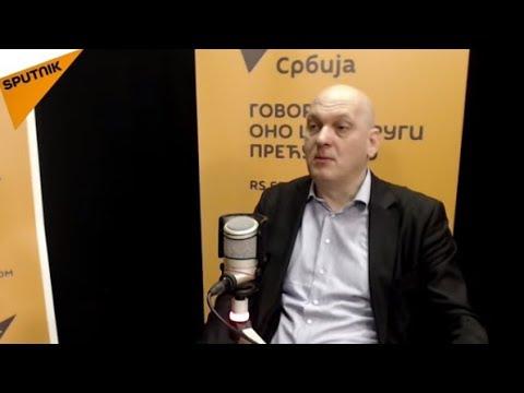 Разговор о Српском ДНК пројекту на Спутњику Србија