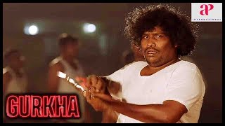 Gurkha Tamil Movie Comedy Scene | Yogi Babu gets rejected | Ravi Mariya Comedy - Download this Video in MP3, M4A, WEBM, MP4, 3GP