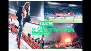 SE ŠÁRKOU NA FOTBAL: SK Slavia Praha - KRC Genk