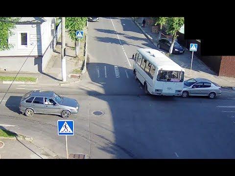 Не пропустила автобус
