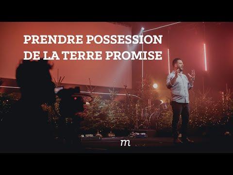 Prendre possession de la terre promise