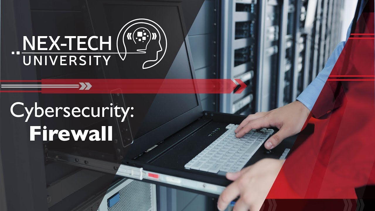 Cybersecurity: Firewall