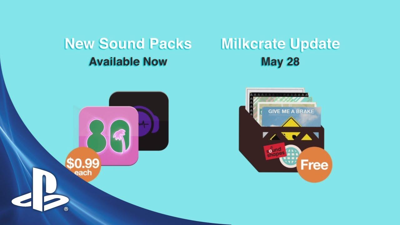 Sound Shapes Recebe Novos DLCs Hoje