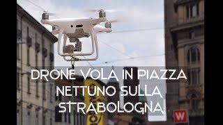 Intervista di DroneZine su Strabologna 2018 - Le attività di Analisi del Rischio con Drone