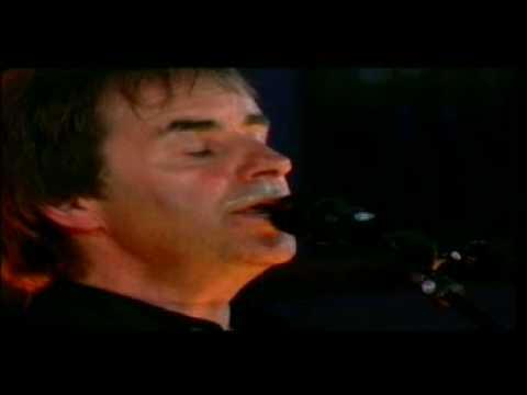 "Chris de Burgh ""Satin green shutters"" Live"