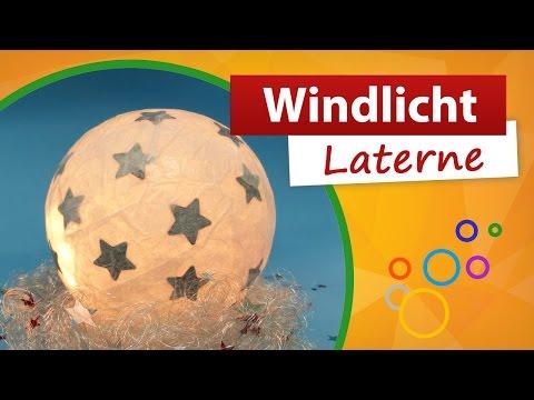 ★ Windlicht Laterne  ★ einfach selbst gemacht - trendmarkt24