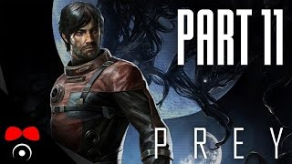 SLEČNA BARBEQUE! | Prey (2017) #11