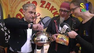 SPIELWARENMESSE 2019 - Fernsehkoch STEFAN MARQUAD im Interview - Spiel doch mal...!