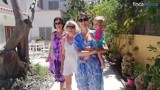 Video Rural Villa on Mallorca Es Pinar
