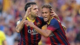 Barcelona  vs Real Madrid (2-1) All Goals & Highlights 26.10.2013 Neymar Show