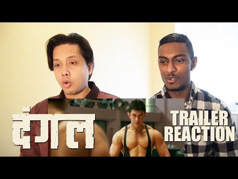Dangal Official Trailer Reaction | Aamir Khan | By Stageflix