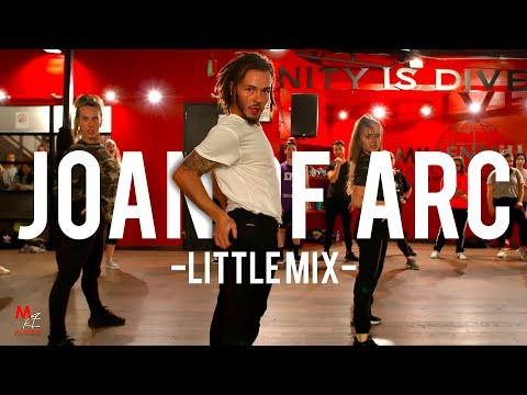 Little Mix - Joan Of Arc | Hamilton Evans Choreography