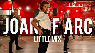Little Mix   Joan Of Arc | Hamilton Evans Choreography