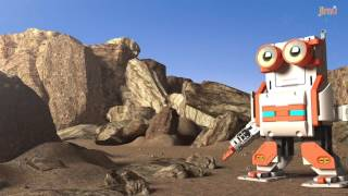The Jimu Robot Astrobot Kit by UBTECH