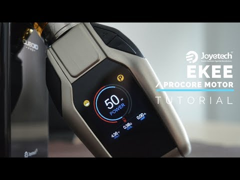 YouTube Video zu Joyetech Ekee Akkuträger 80 Watt 2000 mAh