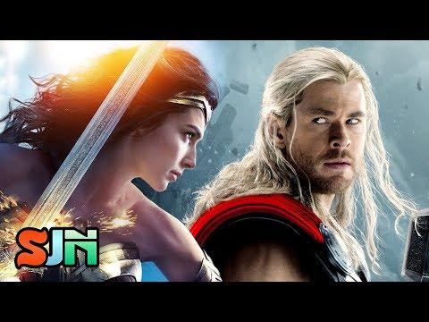 Wonder Woman Ended TWO Wars This Weekend!