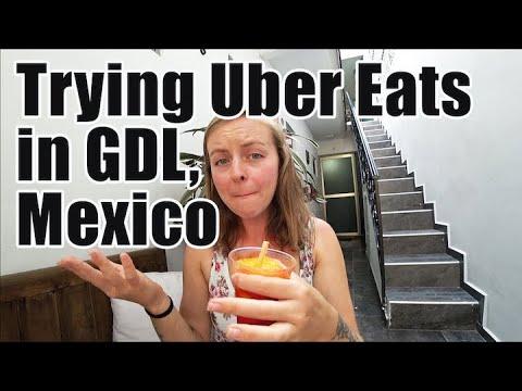 #91. Strange Ice Cream & Uber Eats Experience in Mexico (North Guadalajara)