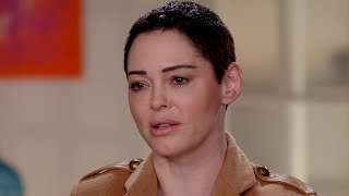 Rose McGowan describes alleged rape by Harvey Weinstein: Nightline Part 1