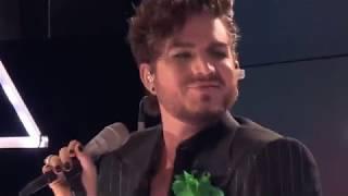 Adam Lambert - Comin In Hot (Live From YouTube Space New York)