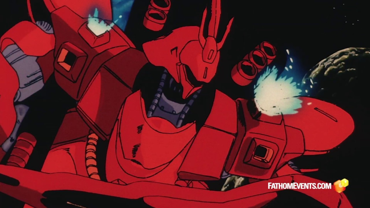 Gundam 40th Anniversay Celebration: Char's Counterattack