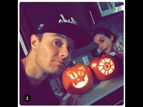 HALLOWEEN Pumpkin Carving with Bart Baker `