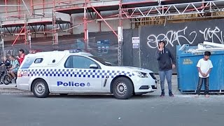 THE POLICE SHUT US DOWN!!!