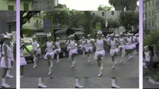 preview picture of video 'Majorettes Anzio-Nettuno (First Step) e Gruppo musicale'