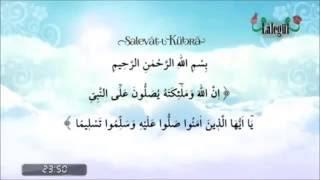Cübbeli Ahmet Hocaefendi  Salavât-ı Kübra'yı Okuyor...