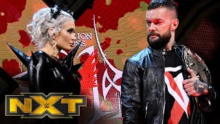 NXT Champion Finn Bálor draws a crowd of challengers and Scarlett: WWE NXT, Dec. 9, 2020